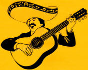 image of Mariachi guitar player