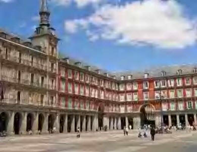 image of Plaza Mayor Madrid