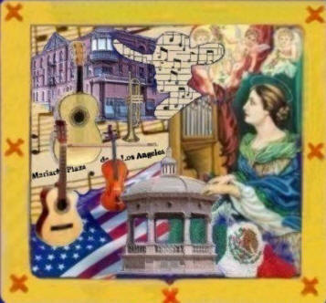 Image of logo for the Mariachis of Mariachi Plaza De Los Angeles