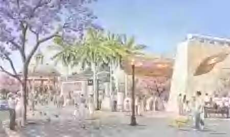 Image of Mariachi Plaza