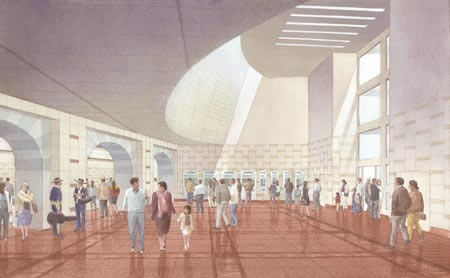 image of Mariachi Plaza Station underground